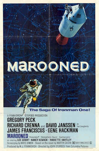 Us poster from the movie Marooned