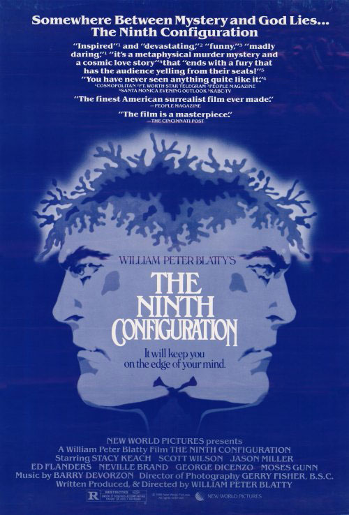 Us poster from the movie The Ninth Configuration
