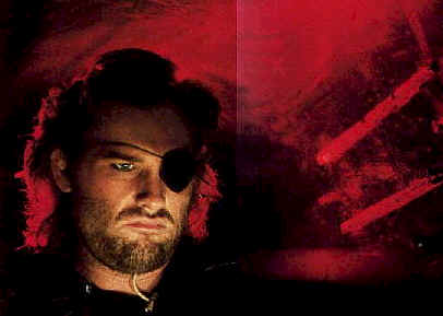 Snake Plissken - Escape From New York (Escape from New York)