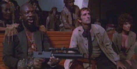 The Duke, Brain and his beloved - Escape From New York (Escape from New York)