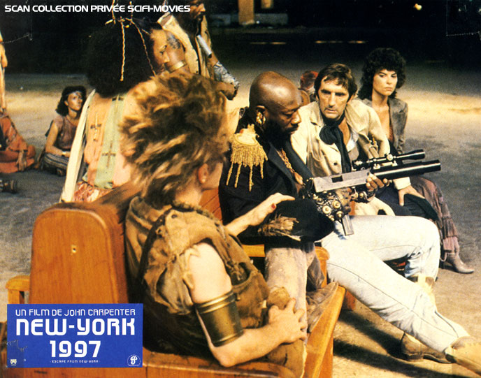Photo de 'New York 1997' - Scan SciFi-Movies - New York 1997 (Escape from New York) - cliquez sur la photo pour la fermer