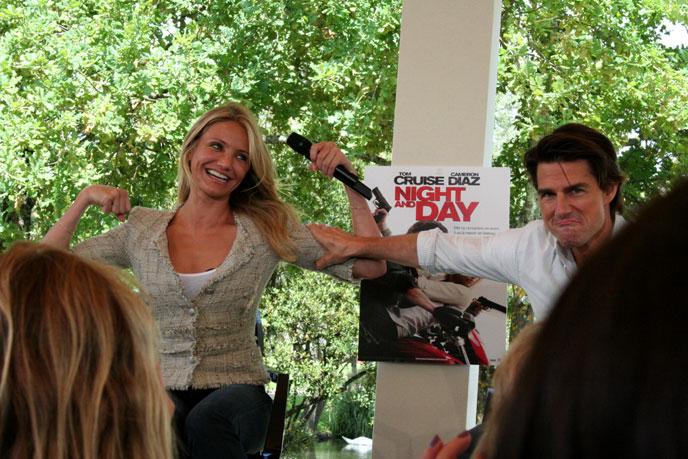 Photo de 'Night and Day' - Photo : DoctorSF - Night and Day (Knight and Day) - cliquez sur la photo pour la fermer