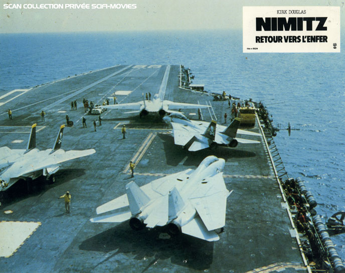 Photo de 'Nimitz retour vers l'enfer' - ©1980 United Artists - Nimitz retour vers l'enfer (The Final Countdown) - cliquez sur la photo pour la fermer