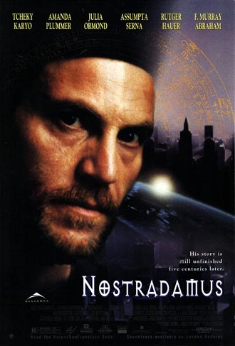 Us poster from the movie Nostradamus