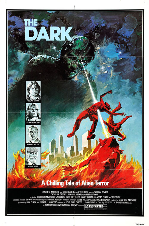 Us poster from the movie The Dark