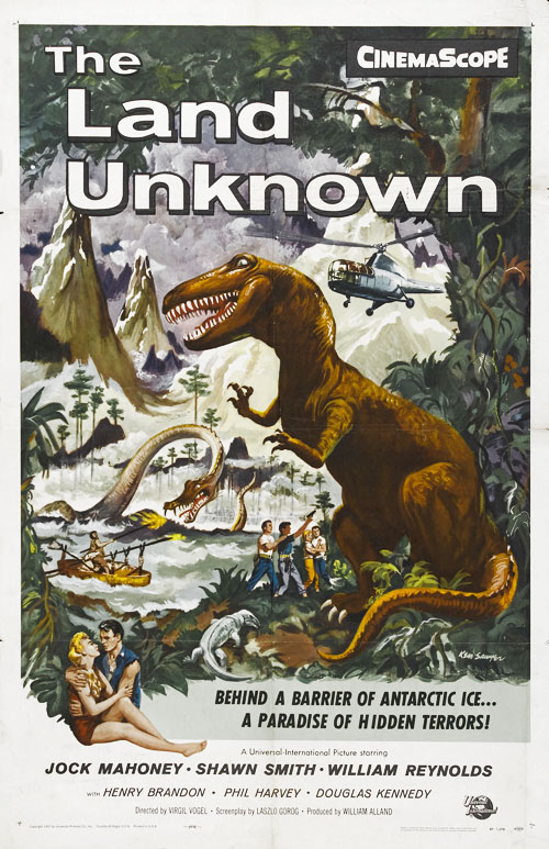 Us poster from the movie The Land Unknown