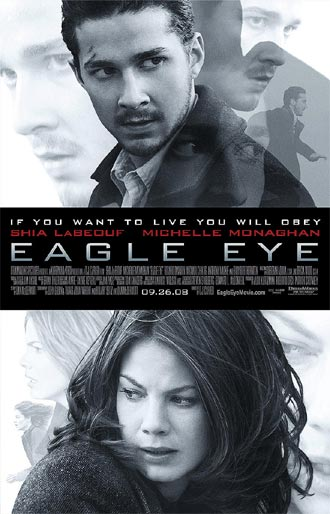 Us poster from the movie Eagle Eye