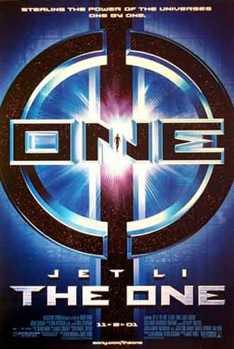 Us poster from the movie The One