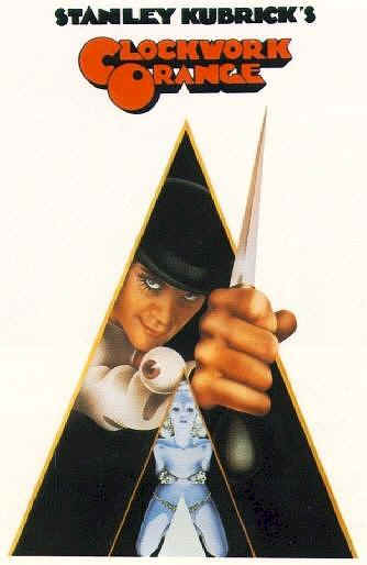 Unknown poster from the movie Clockwork Orange (A Clockwork Orange)