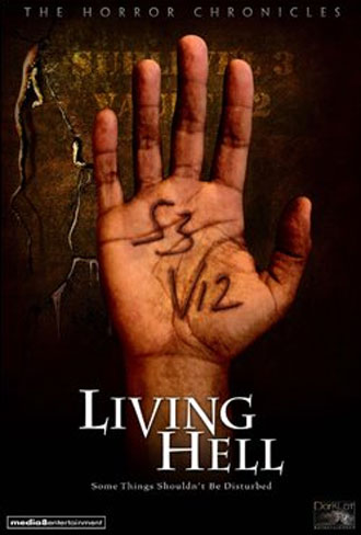 Unknown poster from the TV movie Living Hell