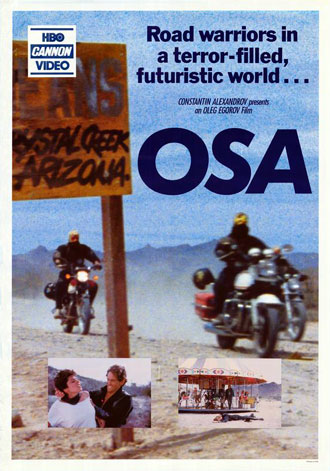 Us poster from the movie Osa
