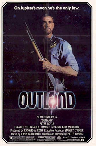 Us poster from the movie Outland