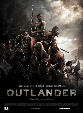 Us poster from the movie Outlander
