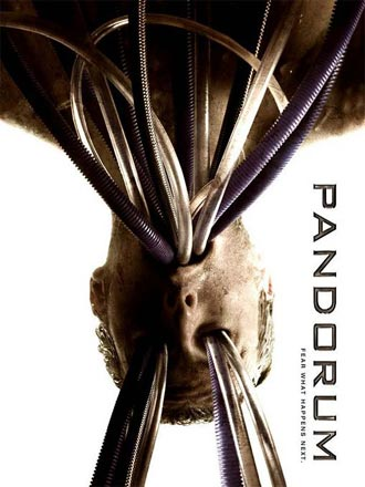Us poster from the movie Pandorum