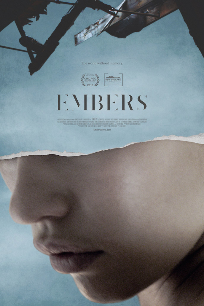 Us poster from the movie Embers