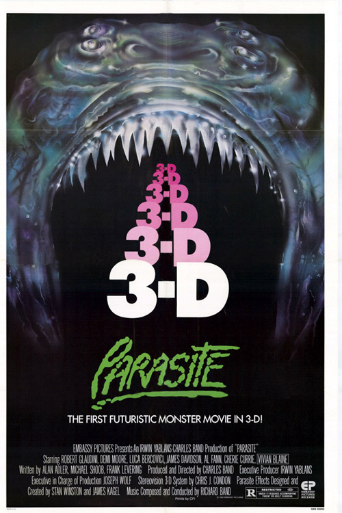 Us poster from the movie Parasite