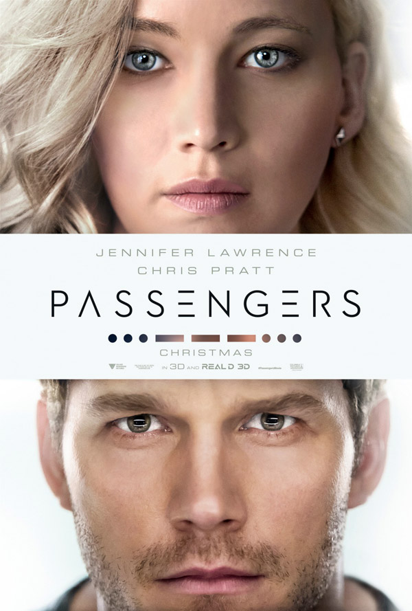 Us poster from the movie Passengers