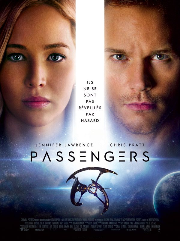 French poster from 'Passengers'