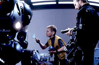 "Will is the master of ""Robot"" - Lost in Space"