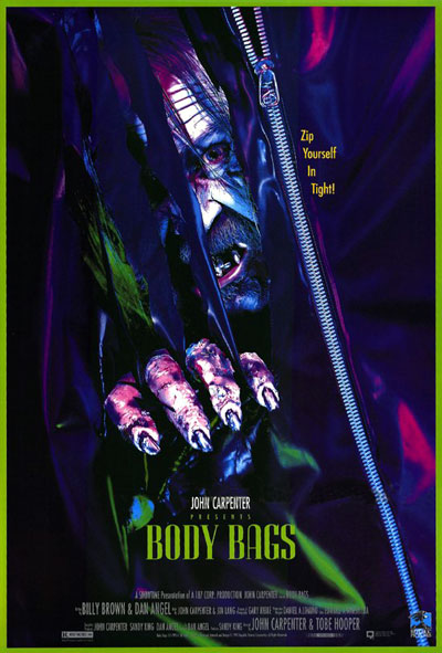 Us poster from the TV movie Body Bags