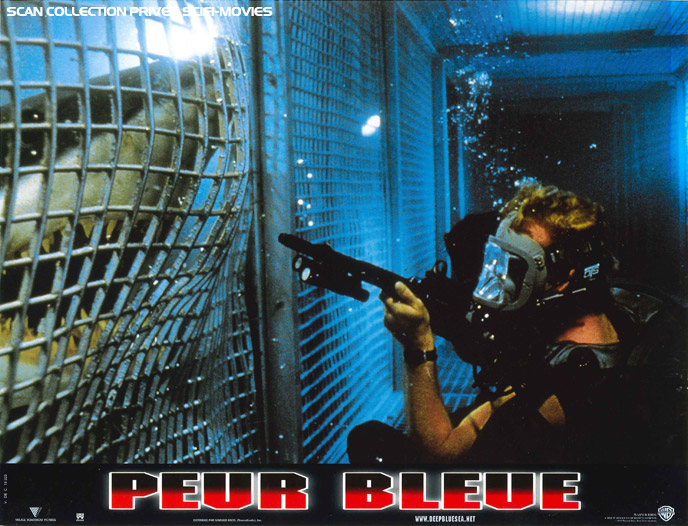 Photo de 'Peur bleue' - ©1999 Warner Bros. Pictures - Peur bleue (Deep Blue Sea) - cliquez sur la photo pour la fermer
