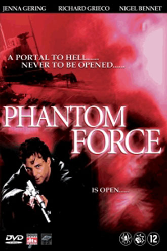 French poster from the TV movie Phantom Force