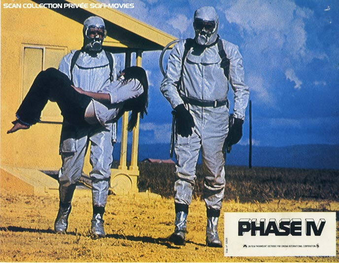 Photo de 'Phase IV' - ©1975 Paramount Scan SciFi-Movies - Phase IV (Phase IV) - cliquez sur la photo pour la fermer