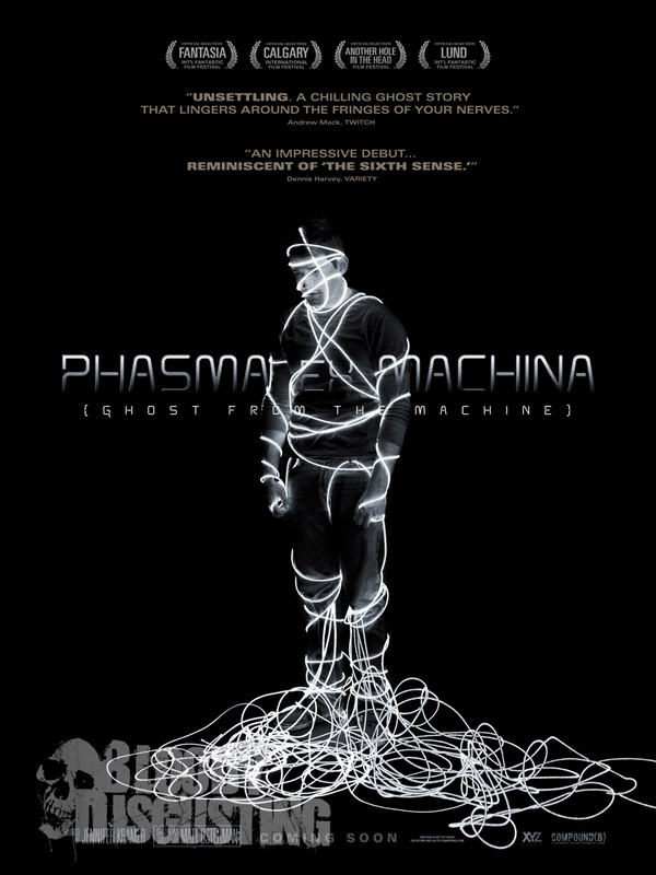 Affiche américaine de 'Phasma Ex Machina'
