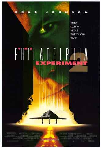 Us poster from the movie Philadelphia Experiment II