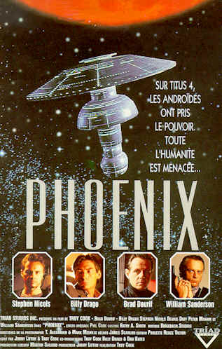 French poster from the movie Phoenix