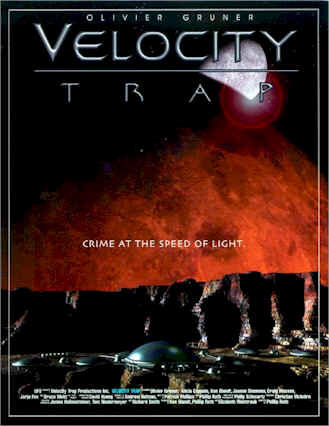Unknown poster from the movie Velocity Trap