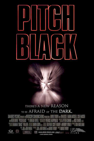 Affiche inconnue de 'Pitch Black'