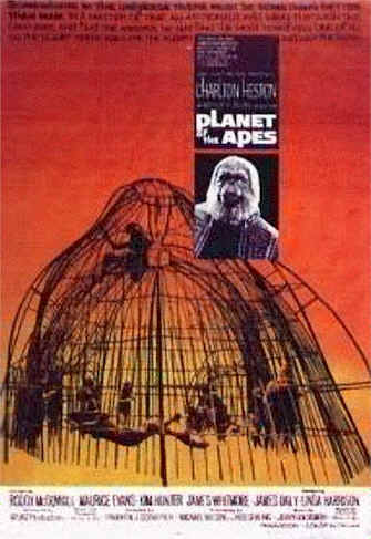 Unknown poster from the movie Planet of the Apes