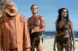 In the forbidden zone - Planet of the Apes