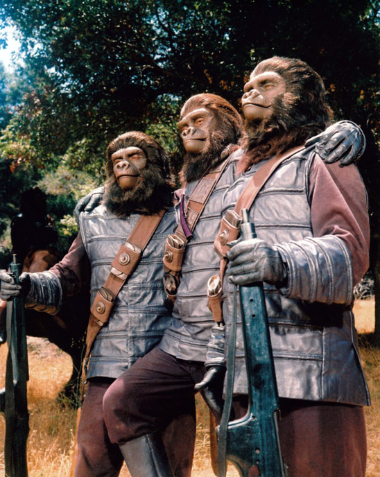 Photo de 'La planète des singes' - ©1968 20th Century Fox - La planète des singes (Planet of the Apes) - cliquez sur la photo pour la fermer