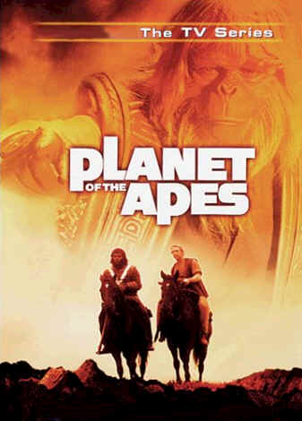 Unknown poster from the series Planet of the Apes