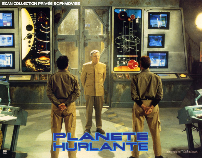 Photo de 'Planète hurlante' - ©1995 Columbia Tristar Scan SciFi-Movies - Planète hurlante (Screamers) - cliquez sur la photo pour la fermer