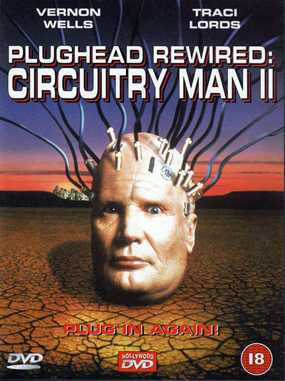 Unknown artwork from the movie Plughead Rewired: Circuitry Man II
