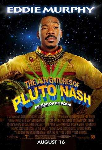 Us poster from the movie The Adventures of Pluto Nash