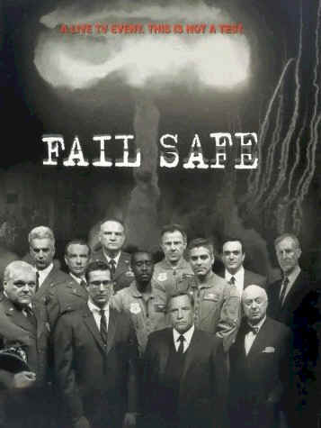 British poster from the TV movie Fail Safe