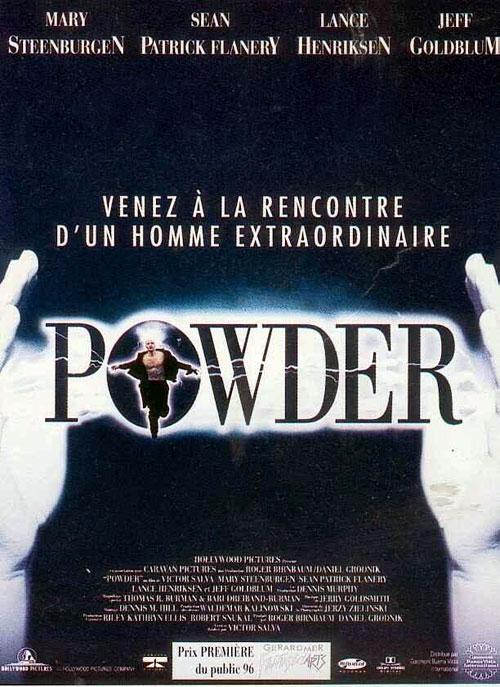 Powder de Victor Salva                                   Affiche-powder-1995-1