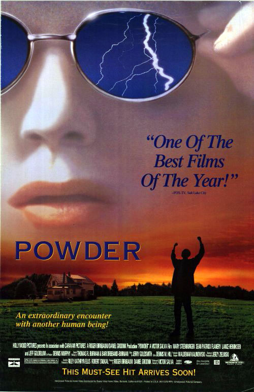 Us poster from the movie Powder