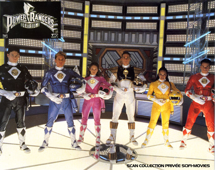 Photo de 'Power Rangers le film' - ©1995 20th Century FoxScan SciFi-Movies - Power Rangers le film (Mighty Morphin Power Rangers: The Movie) - cliquez sur la photo pour la fermer
