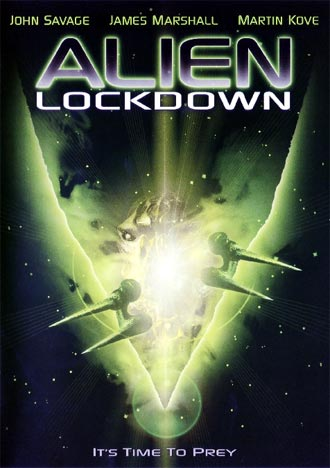 Us poster from the TV movie Alien Lockdown