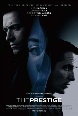 Us poster from the movie The Prestige