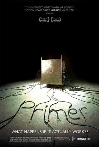 Us poster from the movie Primer