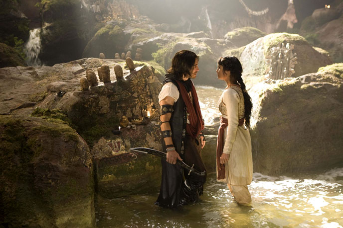 Photo de 'Prince of Persia : les sables du temps' - ©Walt Disney Pictures - Prince of Persia : les sables du temps (Prince of Persia: The Sands of Time) - cliquez sur la photo pour la fermer
