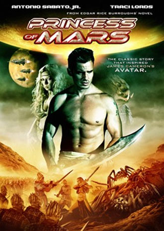 Us poster from the movie Princess of Mars