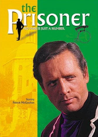 Unknown poster from the series The Prisoner