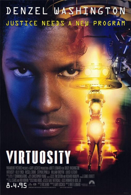 Us poster from the movie Virtuosity